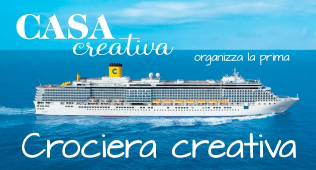 crociera creativa