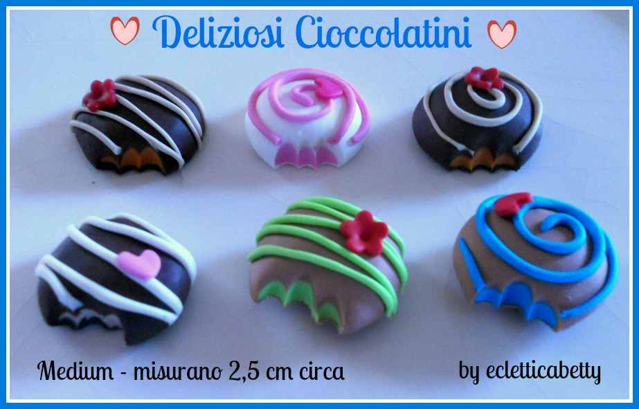 Cioccolatini Medium