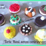 Fimo Torte Maxi senza centrino