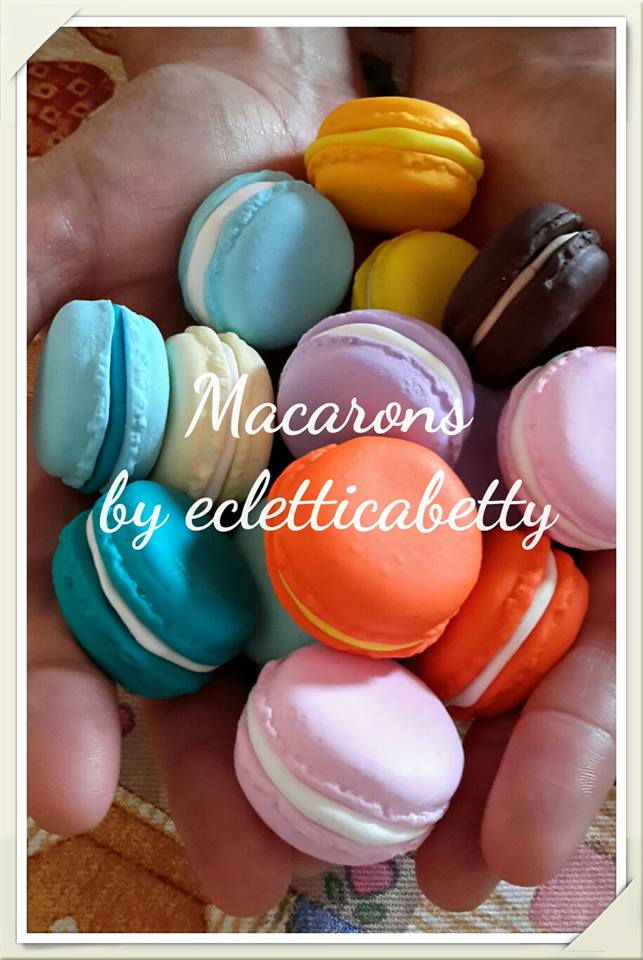 macarons Maxi 3,5 cm