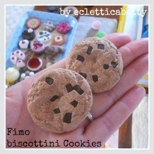Fimo biscottini Cookies