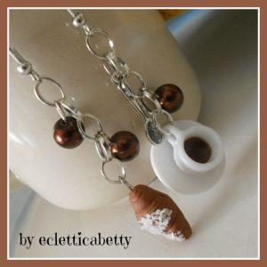 Orecchini Mini Croissant