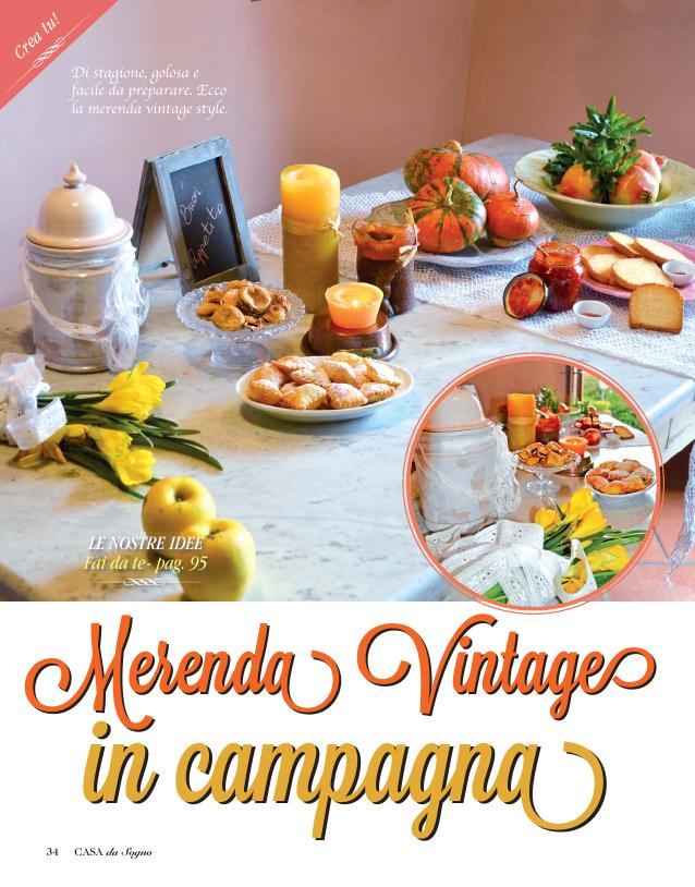 Merenda Vintage 1