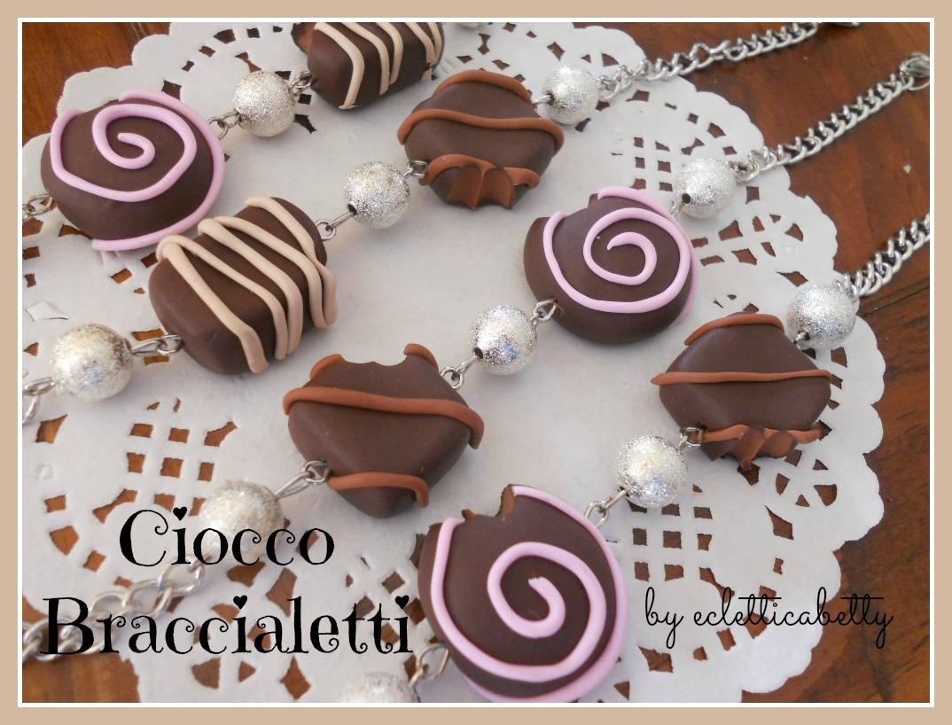 Ciocco braccialetti