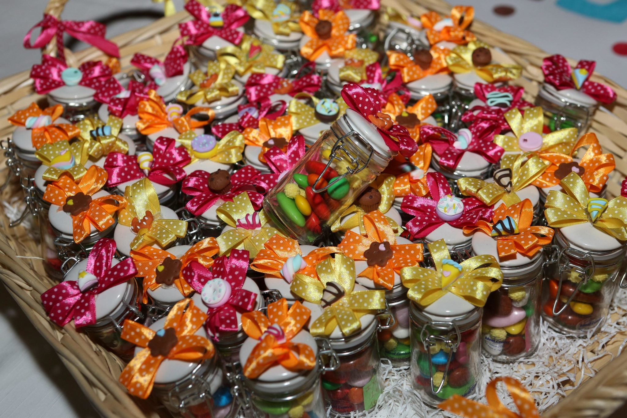 Laura bomboniere con dolcetti mini