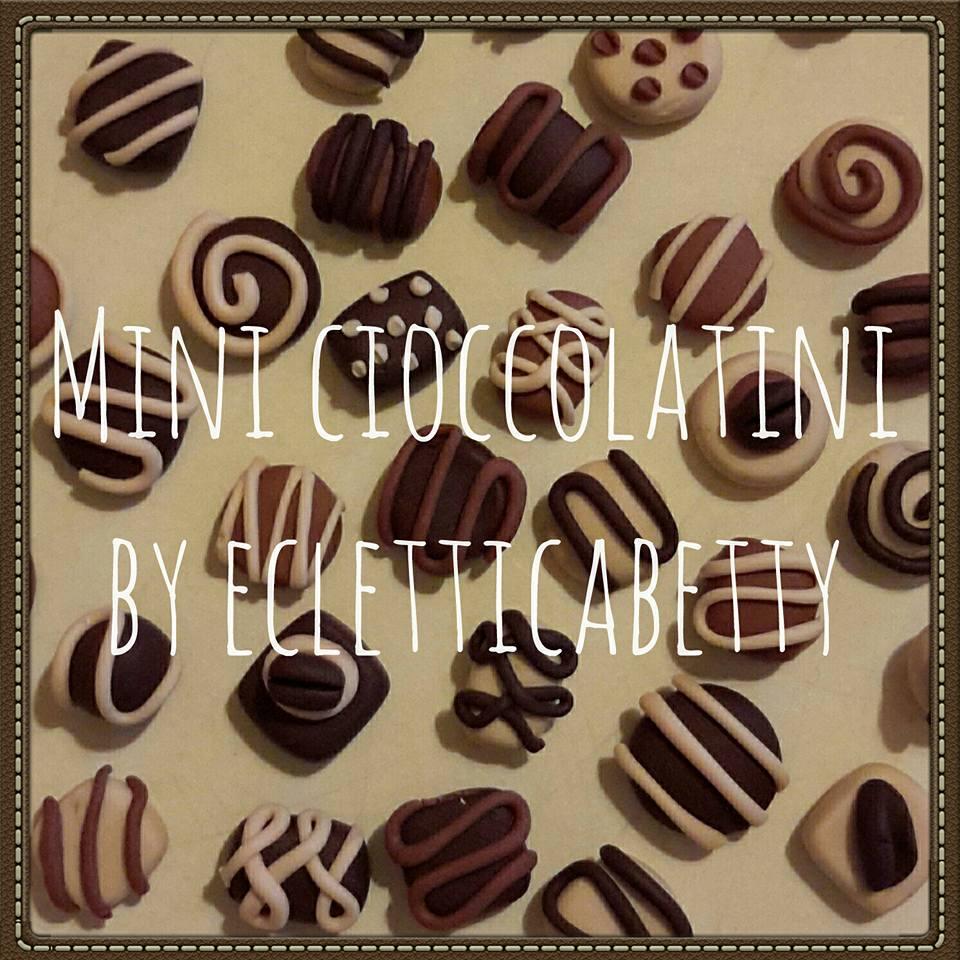mini cioccolatini