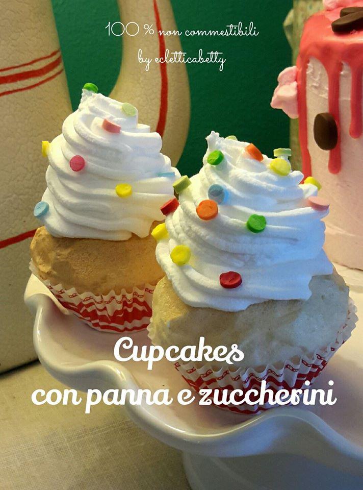 cupcakes con zuccherini