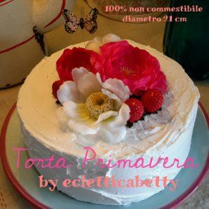 Torta Primavera 20 cm