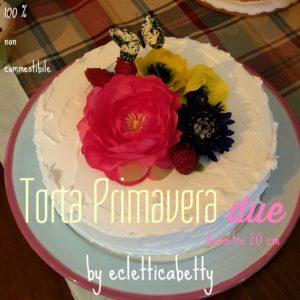 Torta Primavera Due 20 cm