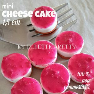 Cheese cake 1,5 cm