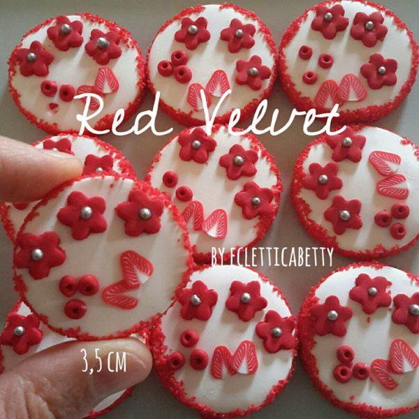 Red Velvet 3,5 cm