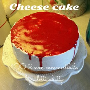 Cheese cake 20 cm
