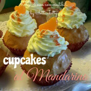 Cupcake piccolo al mandarino