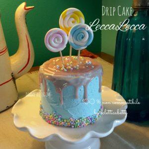 Drip cake Leccalecca