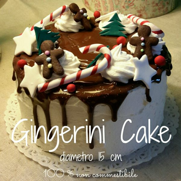 Gingerini cake