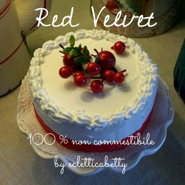Red Velvet 15 cm