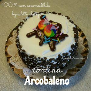 Tortina Arcobaleno