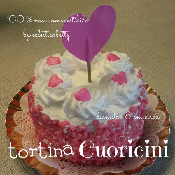 Tortina Cuoricini
