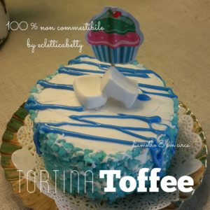 Tortina Toffee