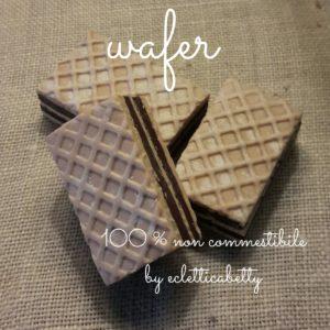 Wafer 3,5 x 2 cm