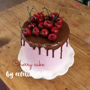 Cherry cake 15 cm