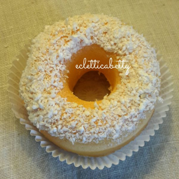 Donut al cocco