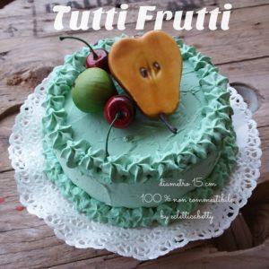 Tutti Frutti 15 cm