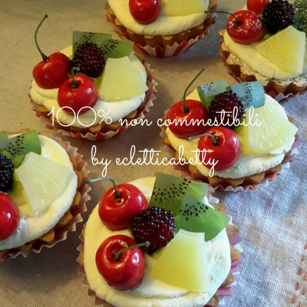 Crostatina con frutta