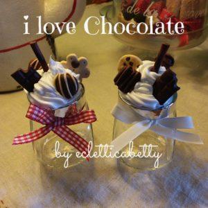 Barattolino I love Chocolate – su ordinazione