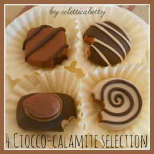Calamita Cioccolatino con morso 1 pz