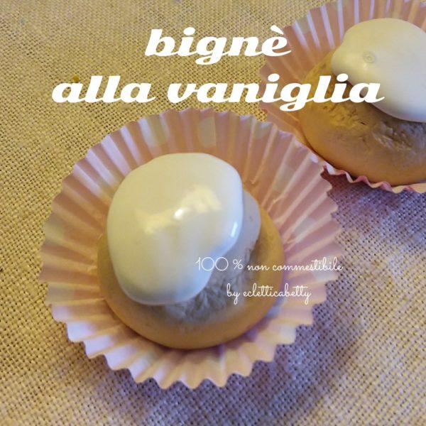 Bignè alla vaniglia 3,5 cm