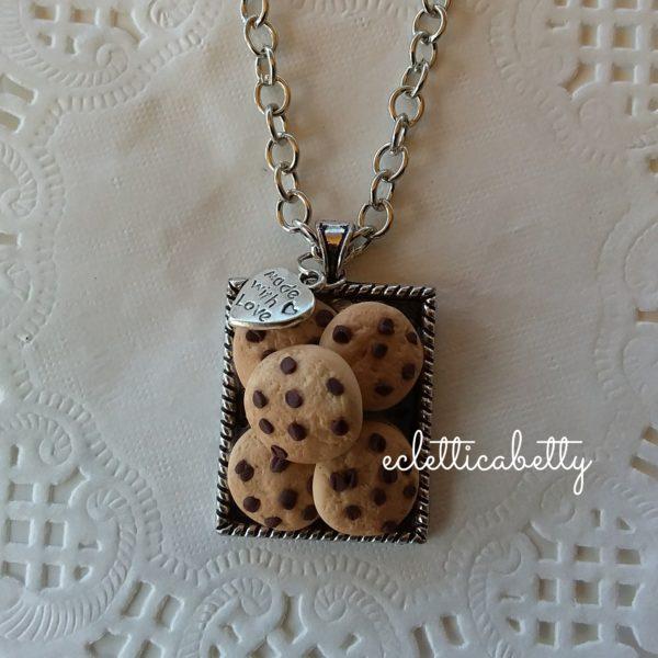 Collana Vassoio di Cookies