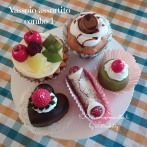 Vassoio assortito Combo A