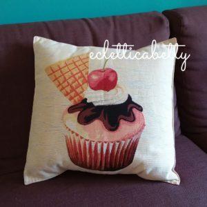 Cuscino Cupcake
