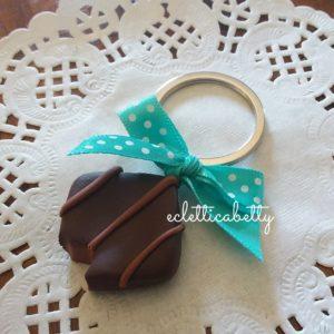 Cioccolatino Portachiavi art. 2