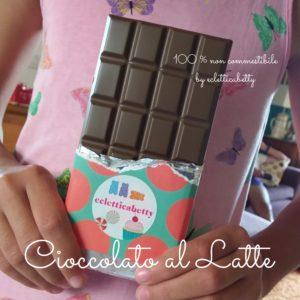 Tavoletta di cioccolato al latte