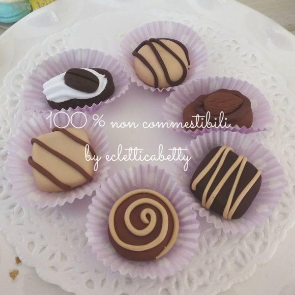 Cioccolatino intero 2,5 cm