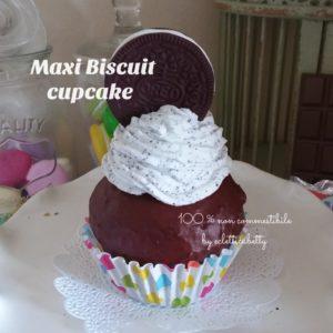 Maxi Biscuit cupcake