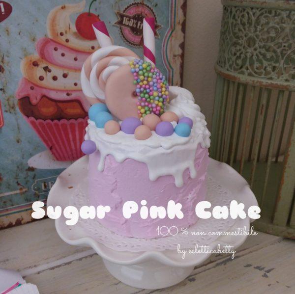Sugar Pink Cake
