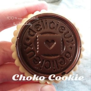 "Choko Cookie ""Delicieux"""