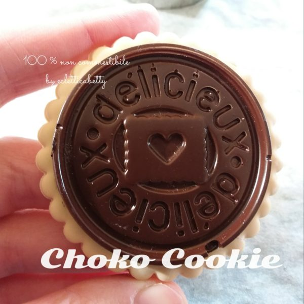 """Choko Cookie """"Delicieux"""""""