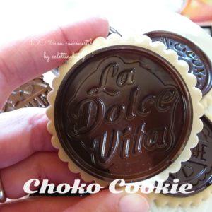 """Choko Cookie """"La dolce vita"""""""