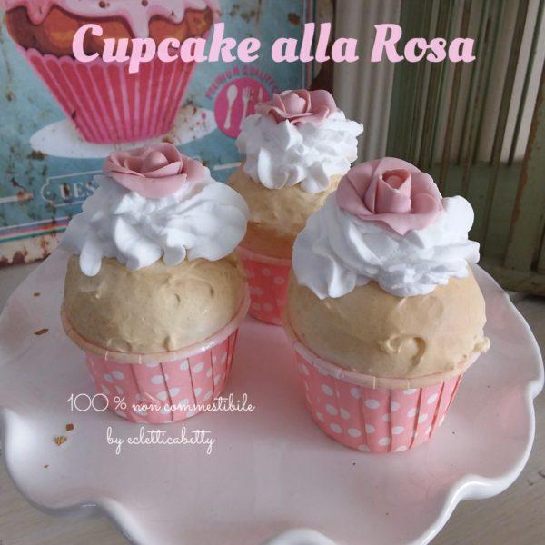 Cupcake alla Rosa