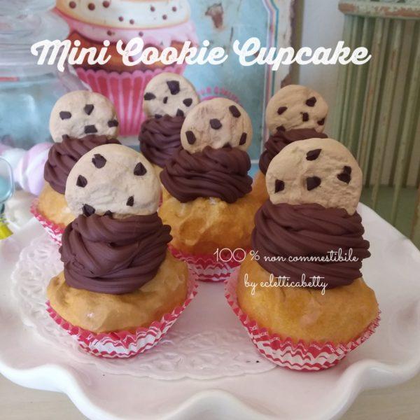 Cupcake piccolo con Cookie