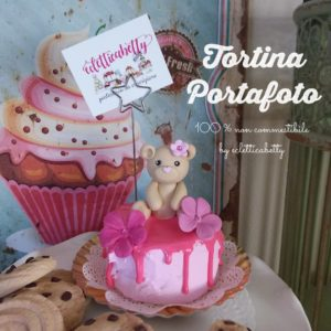 Tortina Portafoto Milly
