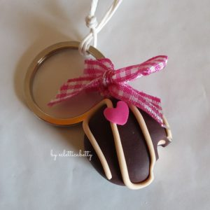 Cioccolatino Portachiavi art. 4