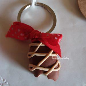 Cioccolatino Portachiavi art. 8