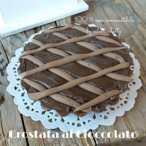 Crostata al cioccolato 11 cm