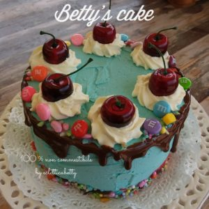 Betty's cake 15 cm