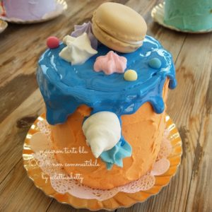 Tarte Macaron Blu